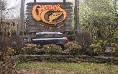 Gaston's On the White