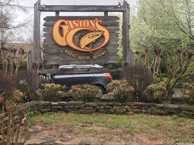 Gaston's On the White